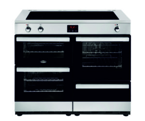 range cooker product packaging