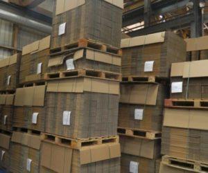 packaging supplies cardboard boxes