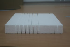 squeezy board - polystyrene insulation