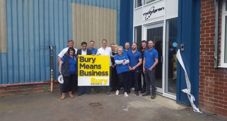 Bury Council's Visit