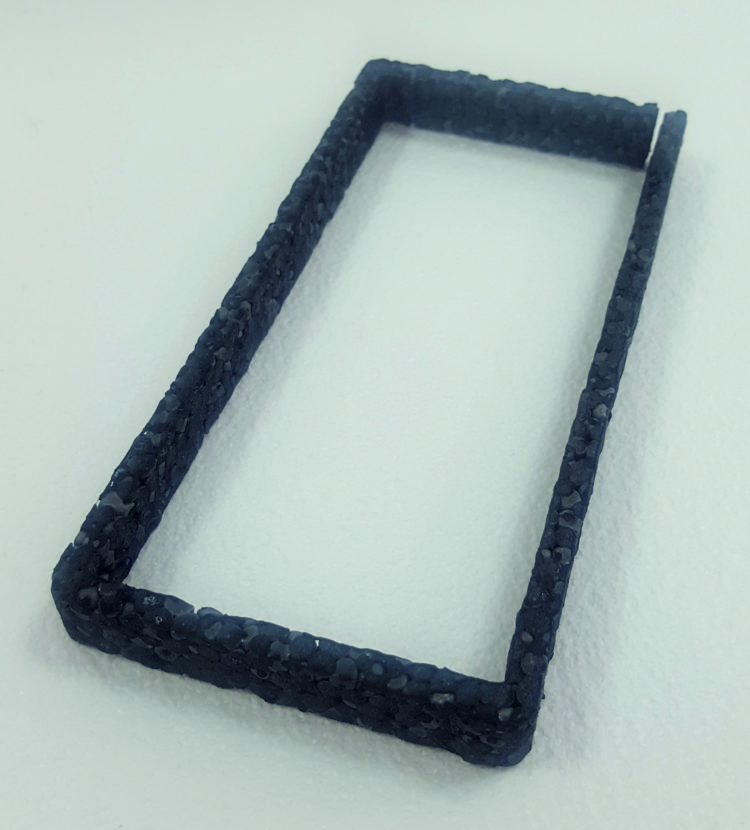 iphone 10mm polystyrene spacer