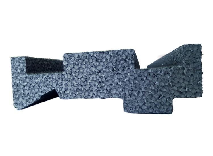 polystyrene insulation inserts
