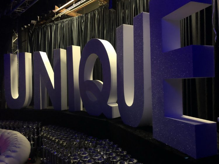 giant polystyrene letters
