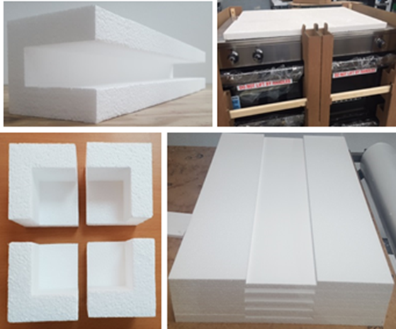 White Goods Polystyrene Packaging