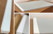 L-Shape Protective Polystyrene Packaging