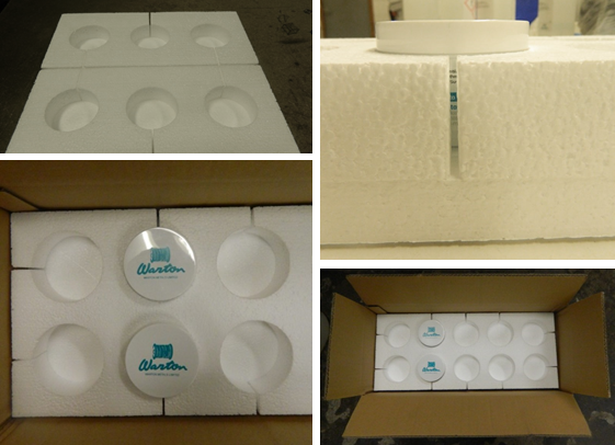 Polystyrene Insulated Box